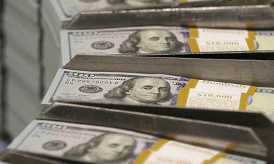 Nước Mỹ 'oằn mình' gánh khoản nợ công cao nhất lịch sử