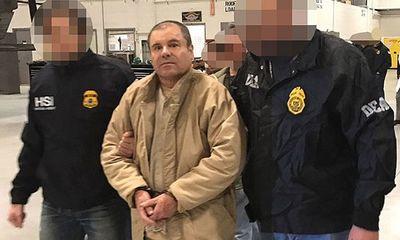 Trùm ma túy khét tiếng thế giới El Chapo bị kết án 10 tội danh ở Mỹ