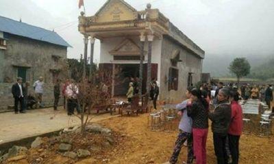 Thanh Hóa: Bàng hoàng phát hiện trưởng công an xã treo cổ phía sau nhà