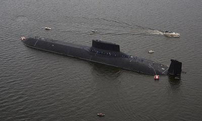 Sức mạnh 'quái vật' Akula của Nga: Tàu ngầm siêu lớn, chứa 192 đầu đạn hạt nhân