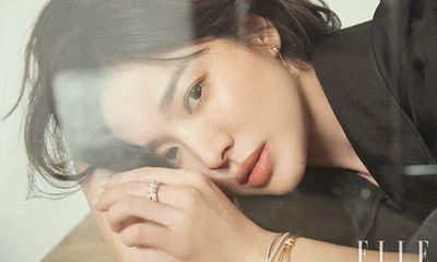 Chẳng thèm để ý tới tin đồn ly hôn, Song Hye Kyo xuất hiện lộng lẫy trên tạp chí