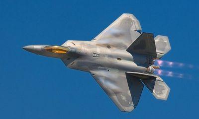 Lộ diện vũ khí giúp F-22 Raptor trở thành chiến đấu cơ tốt nhất thế giới