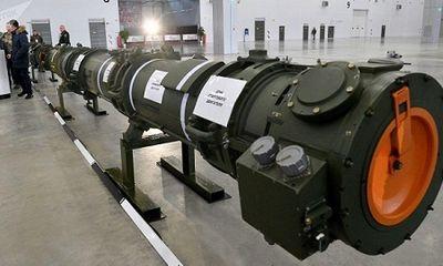 Tình báo Mỹ: Nga trưng 'tên lửa giả' trong buổi họp báo
