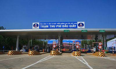 Cao tốc TP.HCM- Long Thành- Dầu Giây thu 3,3 tỷ đồng/ngày