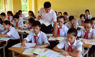 Đề xuất miễn, hỗ trợ học phí cho học sinh bậc THCS theo lộ trình