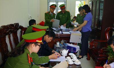 Bắt tạm giam Phó giám đốc Ban Quản lý rừng đặc dụng ở Hà Giang