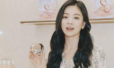 Đẳng cấp nhan sắc khiến Song Hye Kyo xứng danh mỹ nhân hàng đầu Kbiz