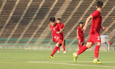 Indonesia trở thành đối thủ của Việt Nam ở bán kết U22 Đông Nam Á
