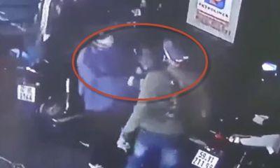 Truy tìm người đàn ông đi SH đấm vỡ xương mũi nữ nhân viên cây xăng