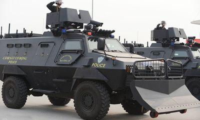 Uy lực xe bọc thép S5 bảo vệ Hội nghị thượng đỉnh Mỹ - Triều tại Việt Nam