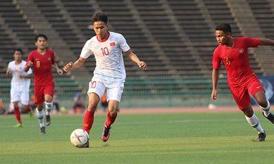 Highlights: U22 Việt Nam thất bại cay đắng trước U22 Indonesia