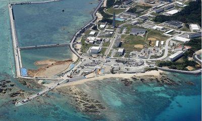 Nhật Bản quyết định di dời căn cứ quân sự Mỹ tại Okinawa