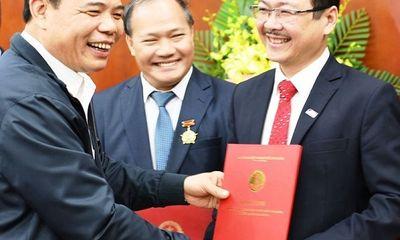 Bổ nhiệm ông Nguyễn Ngọc Thạch làm TBT báo Nông nghiệp Việt Nam