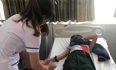 Quảng Nam: 16 học sinh phải đi cấp cứu sau khi uống trà sữa trân châu