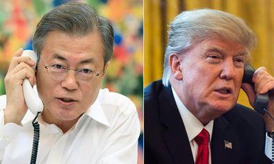 Ông Trump điện đàm với lãnh đạo Nhật Bản, Hàn Quốc sau hội nghị thượng đỉnh Mỹ - Triều
