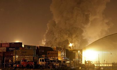 Nổ đường ống dẫn dầu ở Nigeria, ít nhất 50 người mất tích