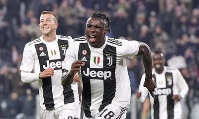 Vắng Ronaldo, Juventus vẫn