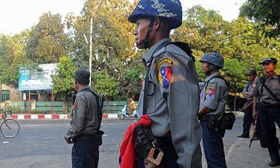 Myanmar: 9 sỹ quan thiệt mạng sau cuộc tấn công đấm máu tại đồn cảnh sát