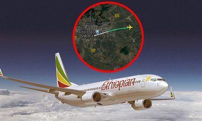 Trung Quốc tạm ngừng sử dụng Boeing 737 Max sau vụ rơi máy bay tại Ethiopia