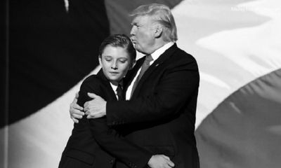 """Nguyên tắc dạy con """"3 không"""" của tổng thống không cần nhận lương Donald Trump"""