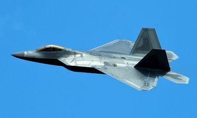 Mỹ bất ngờ rút hết chiến đấu cơ tàng hình F-22 khỏi 'chảo lửa' Trung Đông