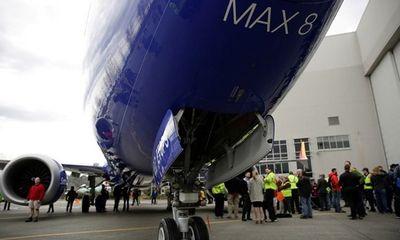 Máy bay Boeing Max 737 chưa được cấp phép khai thác ở Việt Nam