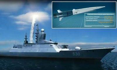 Nga sắp thử nghiệm tên lửa siêu thanh phóng từ tàu chiến có sức mạnh 'không thể cản phá'