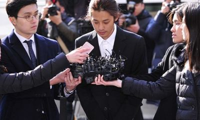 Jung Joon Young đã có mặt tại Sở cảnh sát Seoul theo lệnh triệu tập