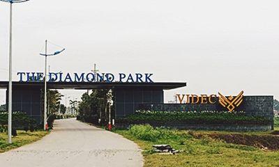 """Dự án Diamond Park: Từ dự án """"chết"""" đến bị thanh tra toàn diện"""