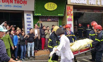 Vụ cháy khách sạn, nữ nhân viên tử vong: Hơn 3 giờ nghẹt thở chiến đấu với