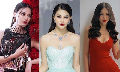 """Những màn make-up xuất sắc khiến Hoa hậu Trái Đất Phương Khánh """"mỗi ngày một gương mặt"""""""