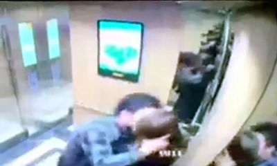 """Công an lên tiếng về việc xử phạt 200.000 """"yêu râu xanh"""" sàm sỡ nữ sinh trong thang máy"""