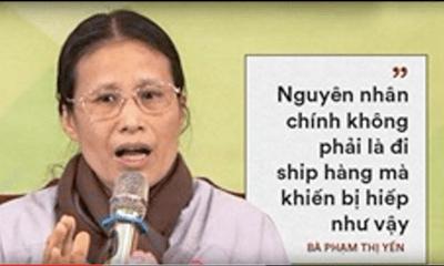 Mẹ nữ sinh xấu số ở Điện Biên đề nghị công an xử lý bà Phạm Thị Yến
