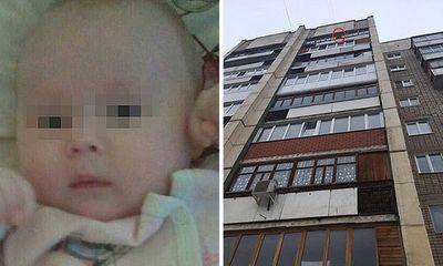 Tâm trạng bất ổn, mẹ ném con gái 2 tuổi ra khỏi cửa sổ tầng 9 rồi nhảy theo