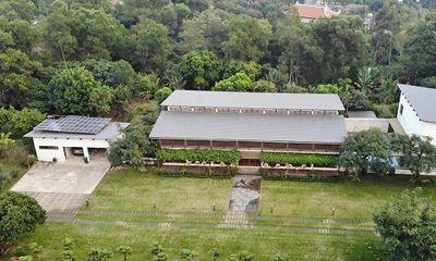 Cận cảnh biệt phủ nhà ca sĩ Mỹ Linh và hàng nghìn công trình sai phạm giữa rừng phòng hộ Sóc Sơn