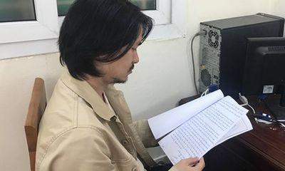 Đạo diễn Hoàng Nhật Nam gửi thư đến tòa sau phán quyết