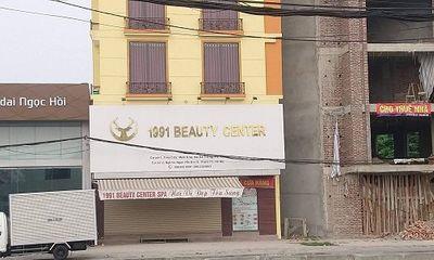 Chủ cơ sở 1991 Beauty Center đã