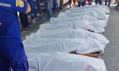 Vụ 5 người Việt tử vong ở Thái Lan: Những tiếng khóc xé lòng của người thân nơi quê nhà