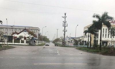 Cẩm Giàng (Hải Dương): Nhiều sai phạm ở Cụm công nghiệp Lương Điền