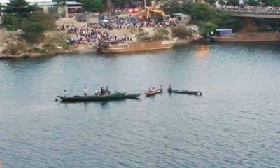 Phát hiện thi thể nữ sinh lớp 10 ở Thái Bình nhảy cầu tự tử sau 5 ngày tìm kiếm