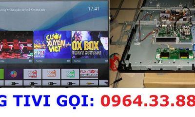 Địa chỉ sửa Tivi Smart tốt nhất tại Hà Nội
