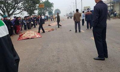 Vụ xe khách đâm đoàn đưa tang, 7 người chết: Xe khách chạy sai lộ trình