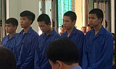Tuyên phạt 5 thanh niên hơn 70 năm tù vì giết người sau cái