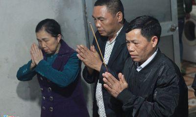 Vụ xe khách đâm đoàn đưa tang 7 người chết ở Vĩnh Phúc: Gia đình tài xế mong được tha thứ