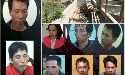 Vụ nữ sinh bị sát hại ở Điện Biên: Vợ chồng Bùi Văn Công, Bùi Thị Kim Thu