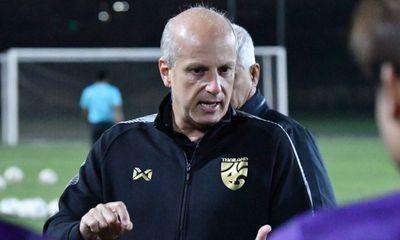 HLV U23 Thái Lan thừa nhận trận thua Việt Nam