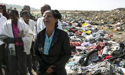 Thảm kịch rơi máy bay tại Ethiopia: Hé lộ kết quả điều tra sơ bộ