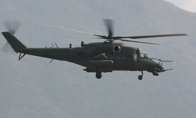 Nga bất ngờ mở trung tâm huấn luyện trực thăng quân sự tại Venezuela giữa lúc căng thẳng