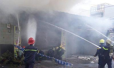TP.HCM: Cháy cửa hàng điện tử, cụ ông 75 tuổi tử vong