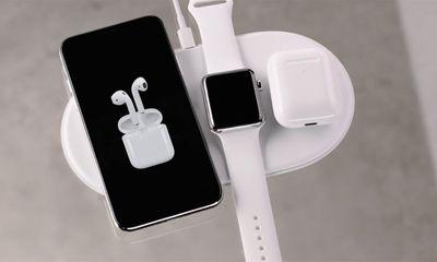 """Apple bất ngờ """"khai tử"""" đế sạc không dây dù chưa bán"""